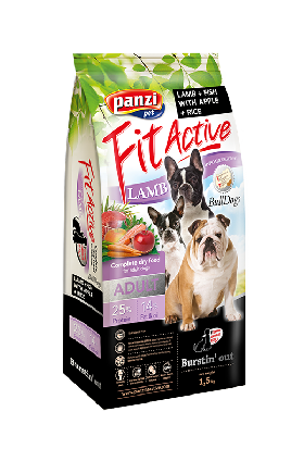 FitActive BullDogs 1,5kg