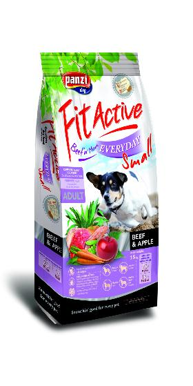 FitActive Everyday small (15kg, 4kg, 300g)