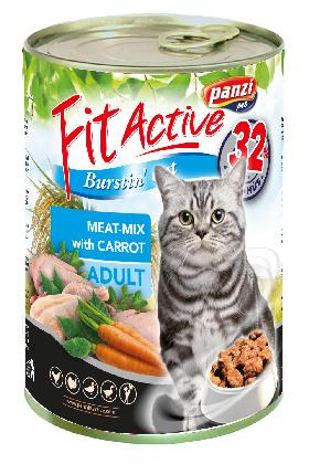 FitActive CAT meat-mix 415g