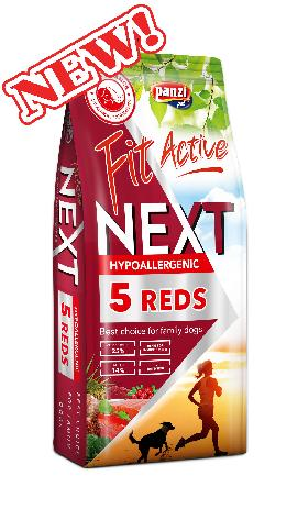 FitActive NEXT 5REDS (15kg)