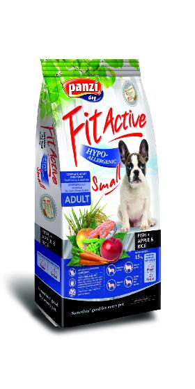 FitActive Hypoallergenic Small (15kg, 4kg, 300g)