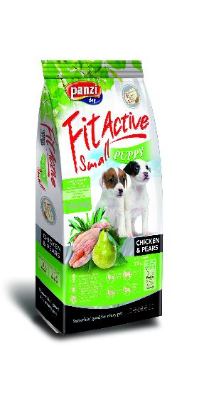 FitActive Puppy Small (15kg, 4kg)